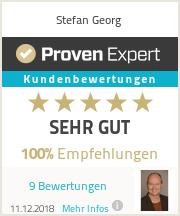 Erfahrungen & Bewertungen zu Stefan Georg
