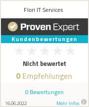 Erfahrungen & Bewertungen zu Flori IT Services