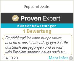 Erfahrungen & Bewertungen zu Popcornfee.de