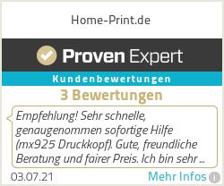 Erfahrungen & Bewertungen zu Home-Print.de