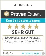 Erfahrungen & Bewertungen zu MIRAGE Films