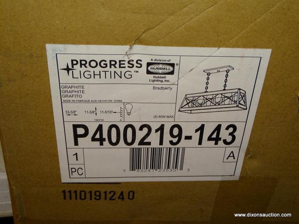 progress lighting hanging light