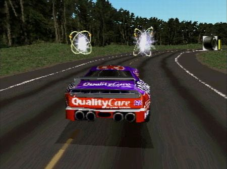 Nascar Rumble PS1 ~ Wajo PC Game