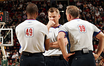 Our friends... the refs.