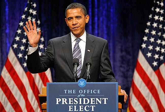 Obamas Economic Speech