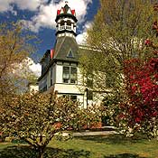 Bucolic Vermont Law School in South Royalton, Vt.