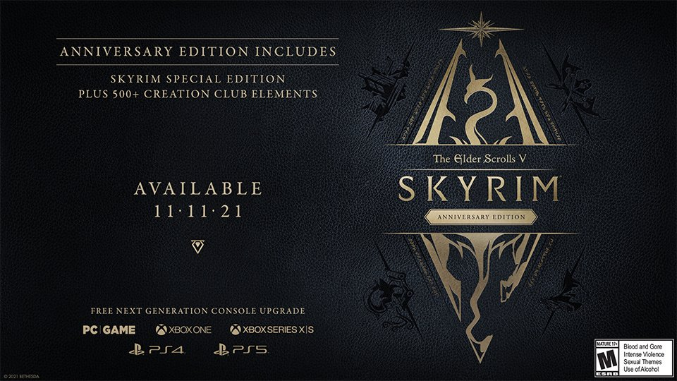 Skyrim is coming to Xbox Series X | S