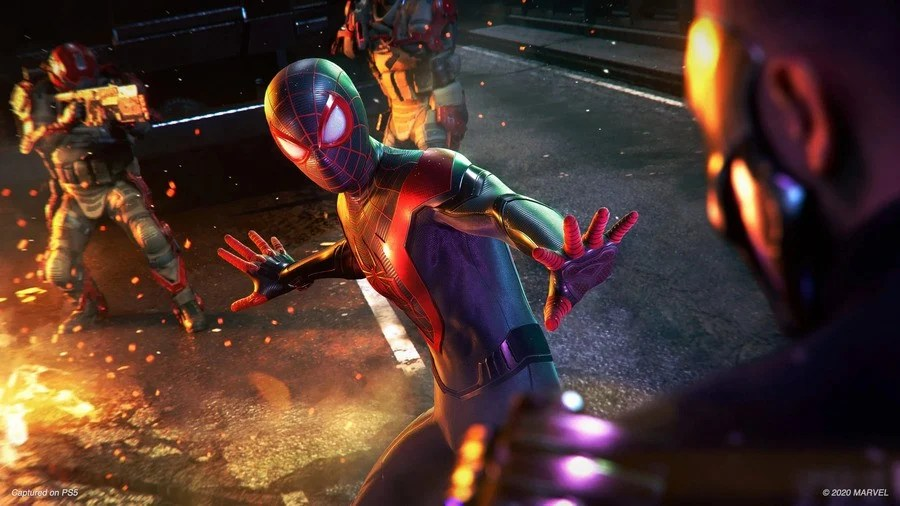 Marvel's Spider-Man: Miles Morales PS5 PS4