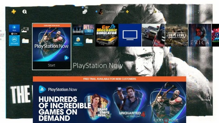 PS Now PlayStation Now Ad 1