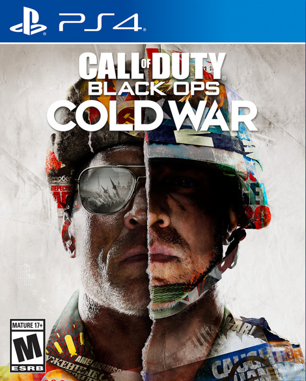 Call of Duty: Black Ops Cold War (PS4 / PlayStation 4 ...