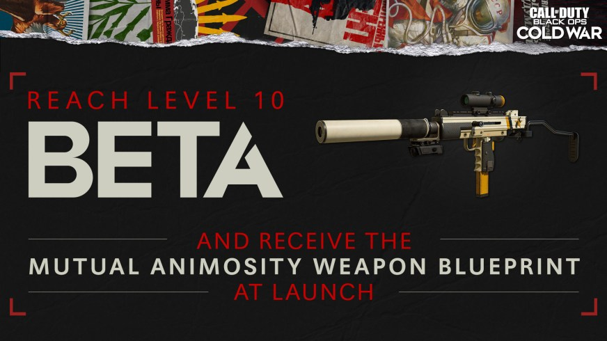 Call of Duty: Black Ops Cold War PS4 Beta: Launch Times ...
