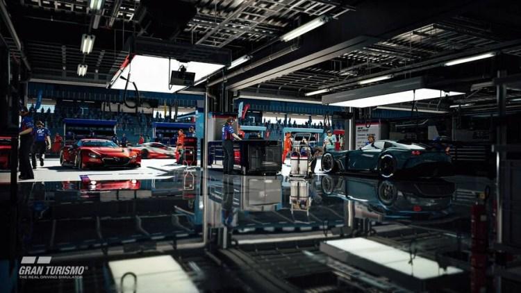 Gran Turismo 7 PS5 PlayStation 5 1