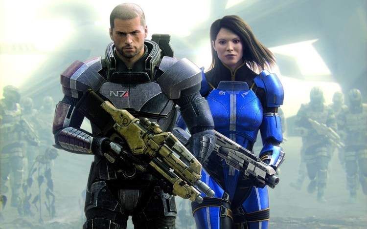 Mass Effect Trilogy Remaster N7 Day Announcement
