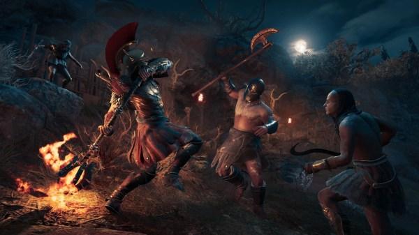 Assassin's Creed Odyssey Mercenaries - How to Beat Them ...