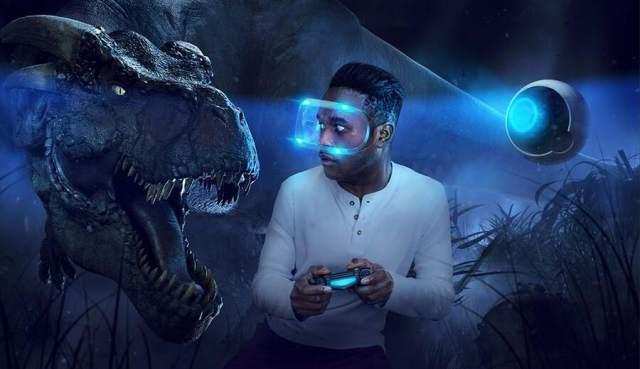 PSVR PlayStation VR Sony 1