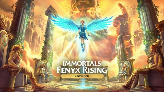 Immortals Fenyx Rising DLC PS5 PS4