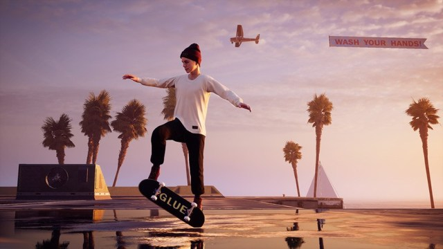 Tony Hawk's Pro Skater 1 + 2 PS4 PlayStation 4 1
