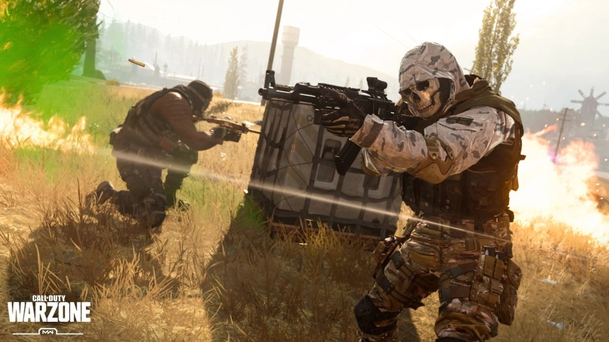 Call Of Duty Modern Warfare Has Yet Another Gigantic Ps4 Update Push Square