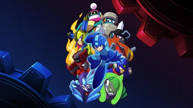 Mega Man 11 PS4 PlayStation 4 Hands On 1