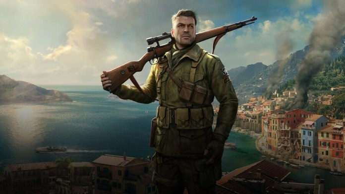 Sniper Elite 5 PS5 PlayStation 5 Rebellion 1