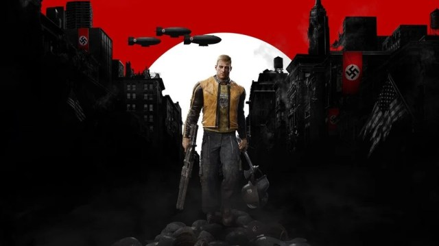 Wolfenstein II: The New Colossus PS4 PlayStation 4