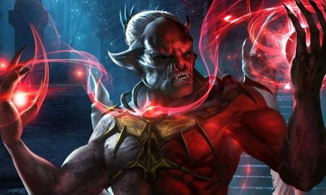 The Elder Scrolls Legends Ps4 Cross Play