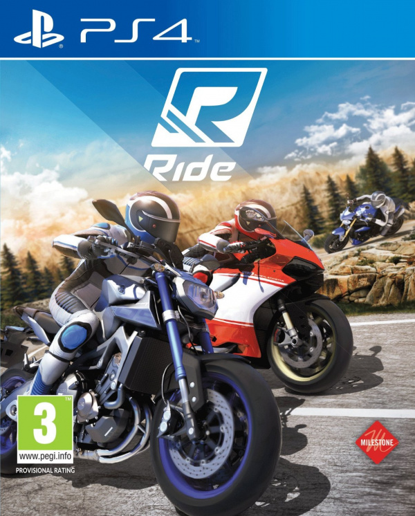 RIDE Review PS4 Push Square