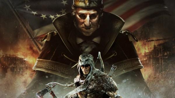 Assassin's Creed III Crowns King Washington Next Month ...
