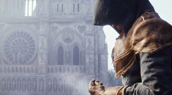E3 2014: Assassin's Creed: Unity Takes Us on a Tour of Its ...