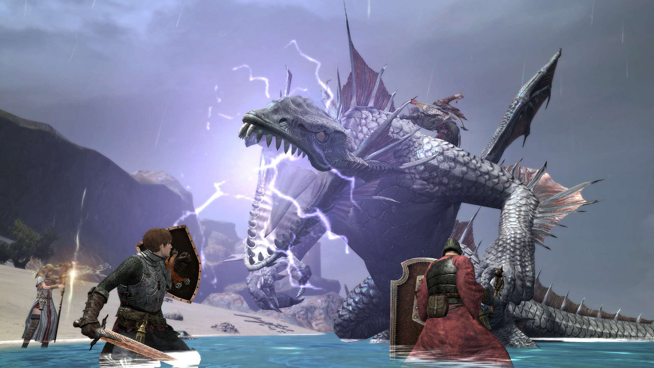 These New Dragon S Dogma Online Ps4 Screenshots Have Us