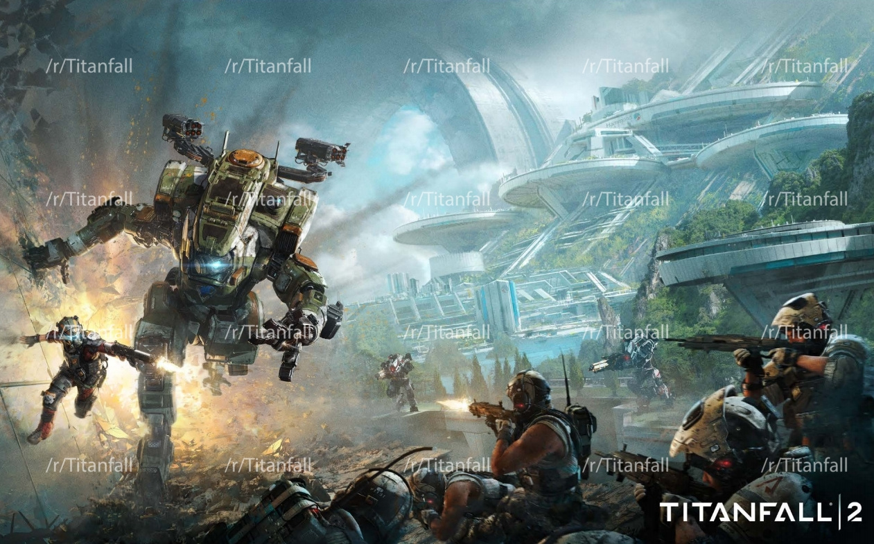 Rumour Titanfall 2 Will Rope In PS4 Players With