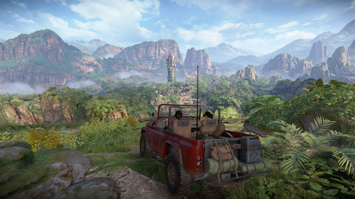 Image result for Uncharted lost legacy jeep