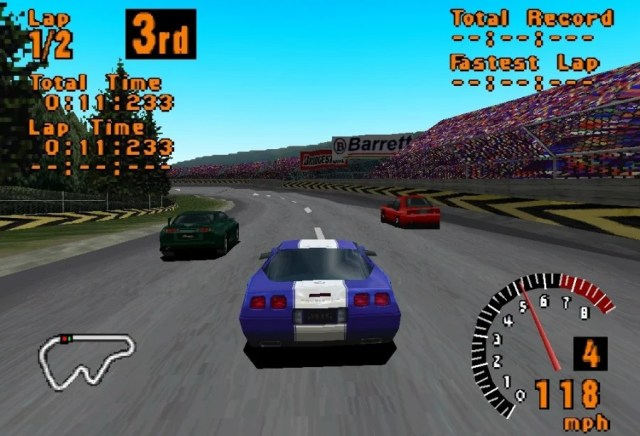 Gran Turismo PSone PlayStation 1