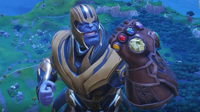 Fortnite - How the Thanos Infinity Gauntlet Event Works 4