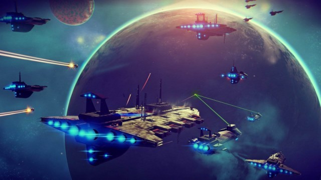 No Man's Sky PS4 PlayStation 4 Multiplayer