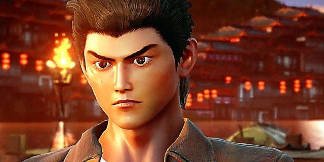 Shenmue III PS4 PlayStation 4 1