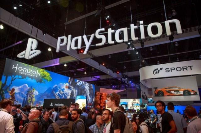 Sony E3 2018 PlayStation PS4 Press Conference
