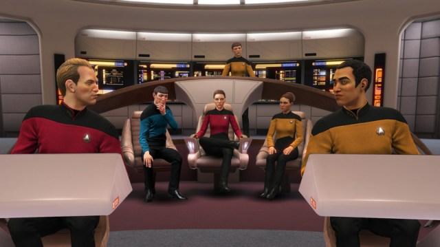Star Trek Bridge Crew PS4 PlayStation 4 1
