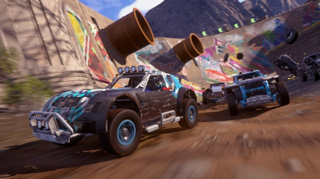 Onrush Free Weekend PS4 PlayStation 4