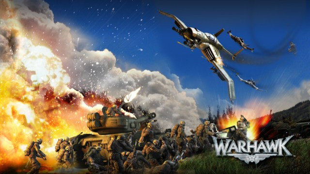 Warhawk PS4 Sony Multiplayer Games 2