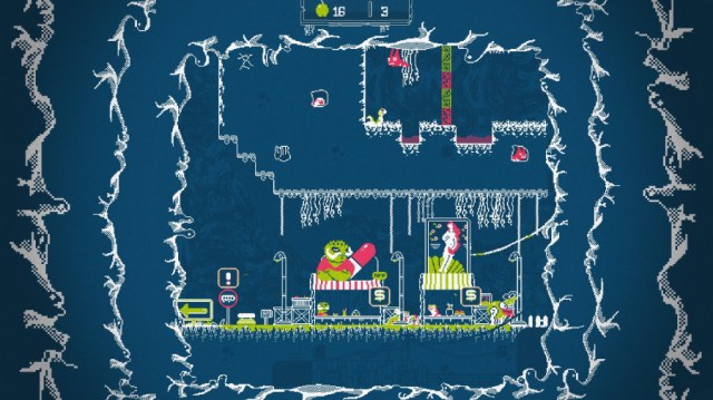 Slime-san Super Slime Edition PS4 Review
