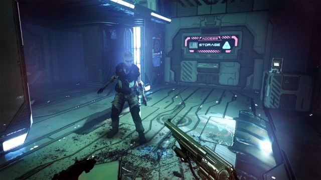 The Persistence Interview PS4 PSVR Sony 4