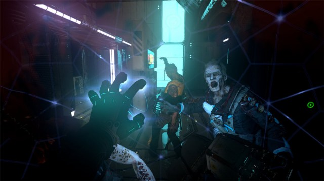 The Persistence Interview PS4 PSVR Sony 6