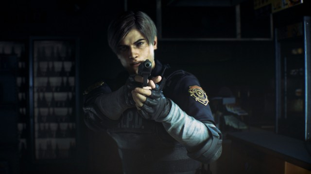 Resident Evil 2 PS4 PlayStation 4 1