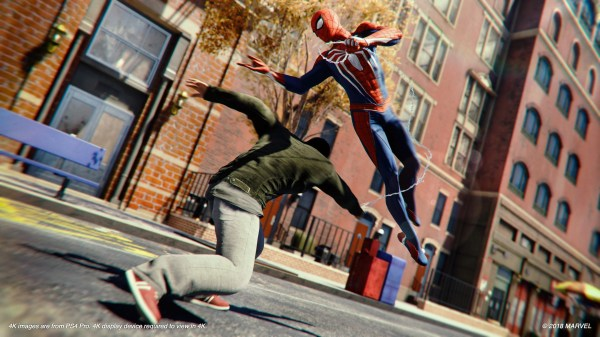 Hands On: Marvel's Spider-Man on PS4 Is Shaping Up to Be ...