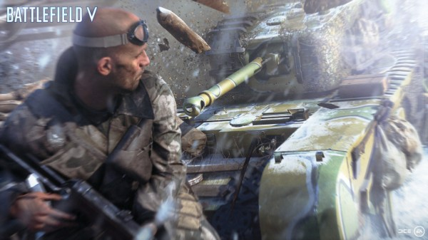 The First Major Update for Battlefield V Has Been Delayed ...