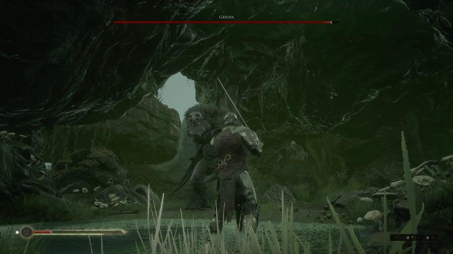 Mortal Shell: Revisión de la edición mejorada - Captura de pantalla 1 de 10