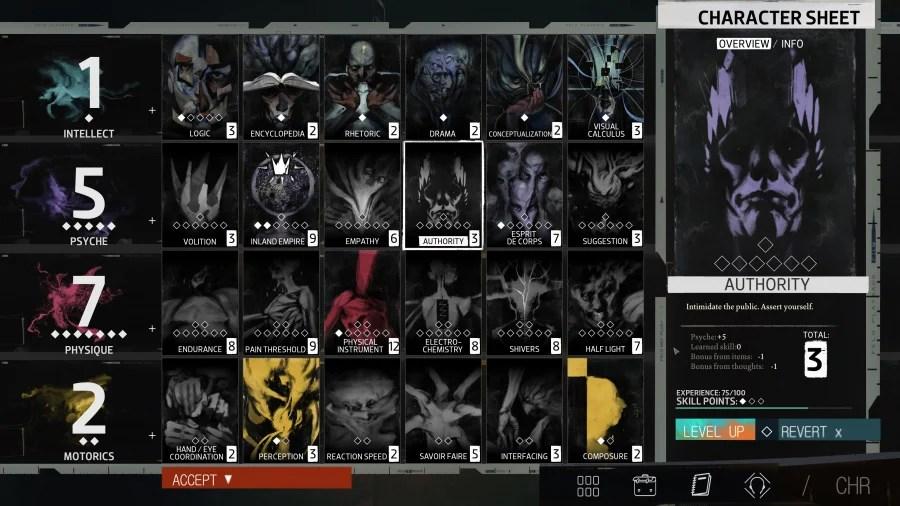 Disco Elysium: The Final Cut Review - Captura de pantalla 4 de 5