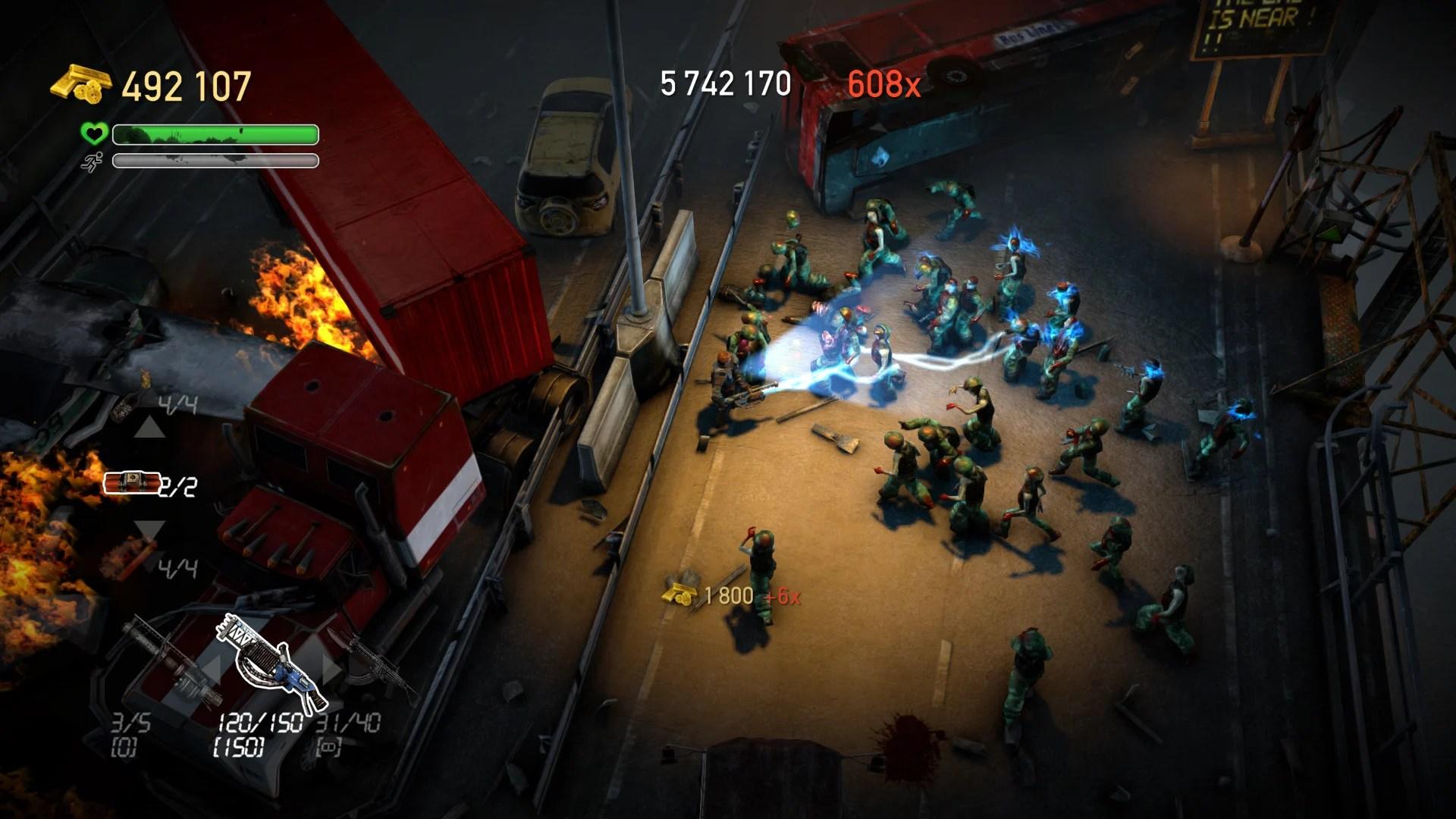Dead Nation Apocalypse Edition Review PS4 Push Square