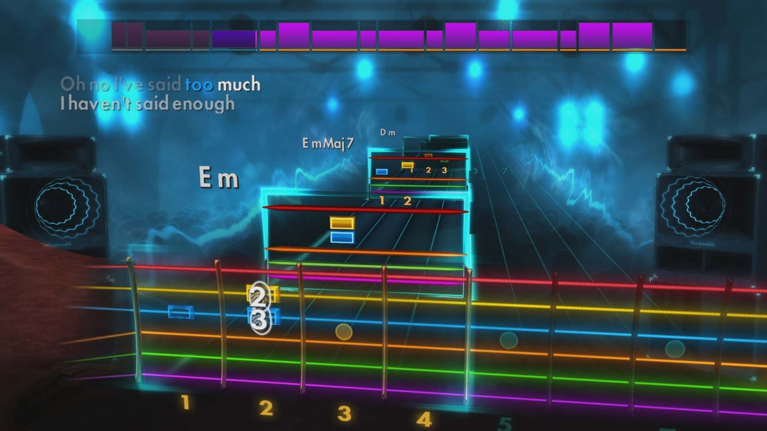 Rocksmith 2014 Edition Review PS4 Push Square